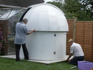 Observatory Dome Project